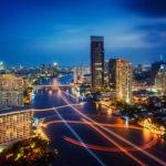 Современный и туристический Бангкок