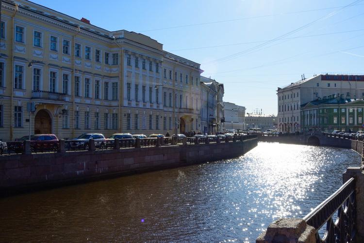 Музей-квартира А. С. Пушкина на Мойке / 12
