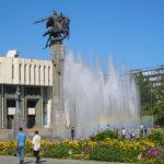 в Бишкек на самолете